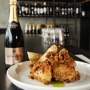 Sunday Brunch 10-3pm: Fried Chicken & Waffles & Fresh Squeezed Mimosas for $3.75/glass or $18/carafe!