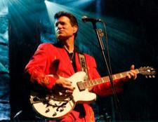 Chris Isaak with Kat Edmonson