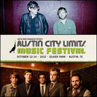 Austin City Limits Music Festival 2012