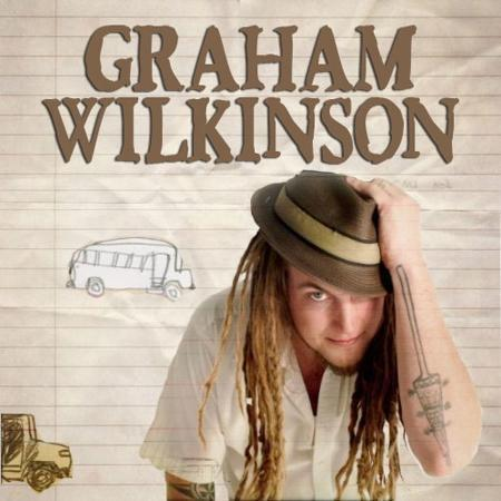 Thursday Happy Hour Graham Wilkinson!  NO COVER!