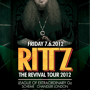  Rittz The Revival Tour 2012 w/ The League of Extraordinary Gz, Scheme, Chandler London