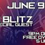 Dj Blitz With Special Guests