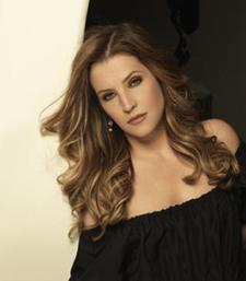 Lisa Marie Presley with The Deadlies