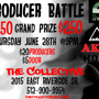 Producer Battle $250 Prize
