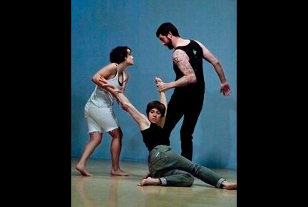 Devising Dance workshop with Catherine Galasso