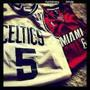 NBA Finals: Celtics Vs Heat