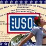 Bat City Bombshells 4th of July USO Benefit
