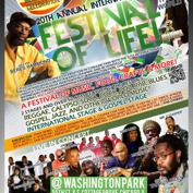  20TH Annual Festival of Life - Day One