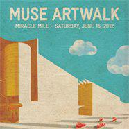LACMA MUSE ART WALK