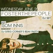 Foster the People (DJ SET)