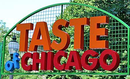 Taste of Chicago - Day Three