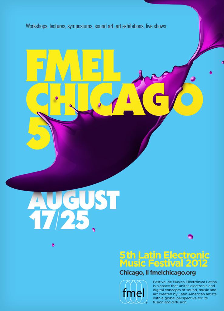FMEL - 5th Latin Electronica Music Festival = Art Exhibition: echo / sistemas