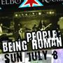 People Being Human, Zeta June, Off to the Moon, Charlie Mosbrooke, Justin Hillman, Charlie Mosbrooke, Dez Davis