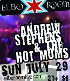 Spence, Andrew Stephens &amp; The Hot Moms, Pork 'n Beans, the Please Please Me, Elephant Rescue, Ready the Colours