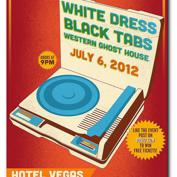 Red River Noise presents: White Dress, Black Tabs &amp; Western Ghost House