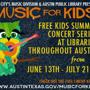 Music For Kids - Sara Hickman and Special Guest