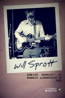 Neighborhood.tv Sessions featuring Will Sprott (of The Mumlers)