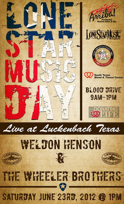 Lone Star Music Day