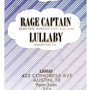 Rage Captain & Lullaby at Lanai