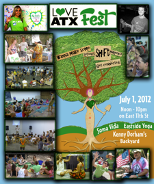 LoveATX Fest: Get Connected