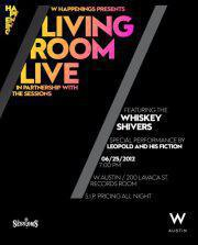 Living Room Live | Whiskey Shivers