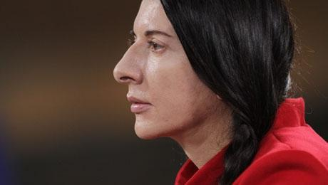 ' Marina Abramovic: The Artist is Present '