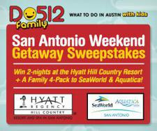 Do512 Family's San Antonio Weekend Getaway Sweepstakes