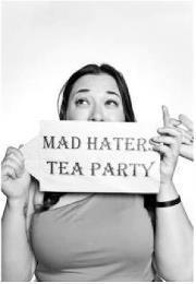 Grand Sonida and Peligrosa Present :Mad Hatter Tea Party