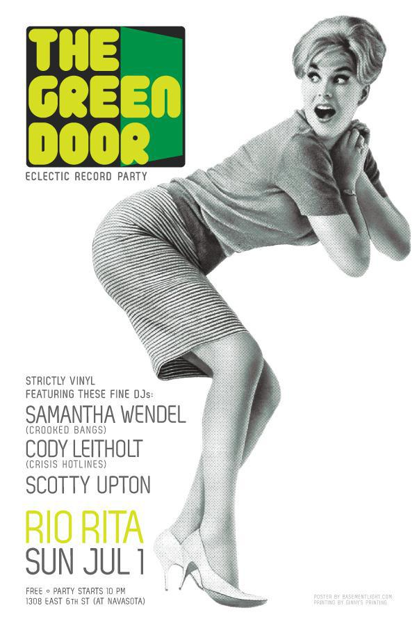 The Green Door Record Party – Soul Twistin'