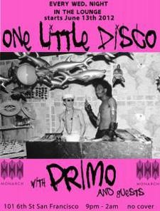 One Little Disco