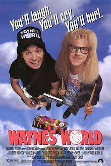 Action Pack presents: Wayne's World