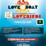 July 4th: DayRa Boat Party With LOVEBIRDS  After Party at Crimson Lounge