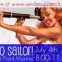 Hello Sailor: A 4th of July Dinner Cruise
