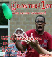 Frontiers 1st Waterballoon Tournament- Dios Mio!