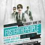  Foster The People | DJ Set | Mark Foster, Isom Innis, Aaron Axelsen