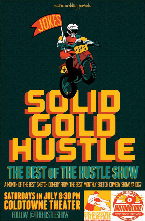 Solid Gold Hustle: The Best of The Hustle Show