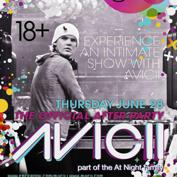 Ruby Skye, World Town & TORQ Present AVICII : The Official After Party