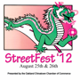  Oakland Chinatown Streetfest '12