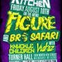 BASS KITCHEN: FIGURE - BRO SAFARI - KNUCKLE CHILDREN - VRAKAZ