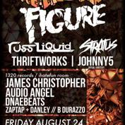 Euphonic Conceptions &amp; 1015 Folsom Present: RE:CREATION w/ FIGURE, RUSS LIQUID, THRIFTWORKS and MORE