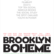 SFNY & Do415 Present: Brooklyn Boheme