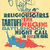 The Bay Bridged Presents: 7th Annual El Rio Big Time Freedom Fest