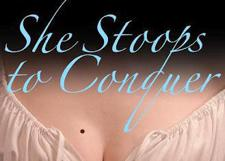 She Stoops to Conquer July 19 - Aug 12  www.citytheatreaustin.org