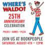 Waldo Wrap Up Party!