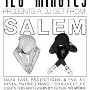 120 Minutes Presents Salem, S4NtA_MU3rTE, Nako, Planet Death, Octavius