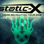 Static X Plus Dirge Within W/ Davey Suicide & 9 Electric