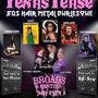Texas Tease - 80's Hair Metal Burlesque