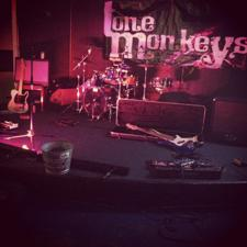 Tone Monkeys w/End Wave free show $1 Tecate