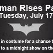 Batman Release Party