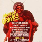 Michale Graves of The Misfits, Flametrick Subs, & More - FREE SHOW!!